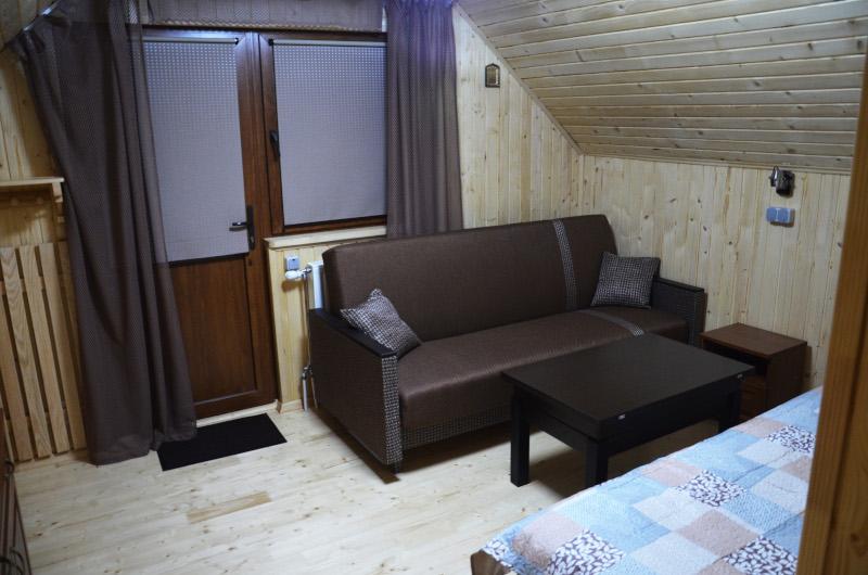 Номер люкс із двома балконами